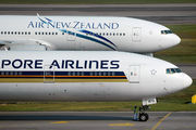 9V-SWG - Singapore Airlines Boeing 777-300ER aircraft