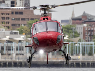 N350LH - Liberty Helicopters Eurocopter AS350 Ecureuil / Squirrel