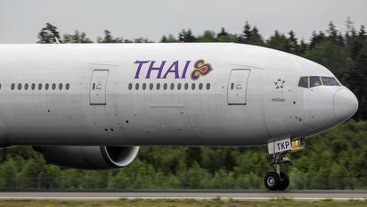 HS-TKP - Thai Airways Boeing 777-300ER