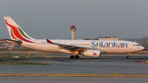 4R-ALB - SriLankan Airlines Airbus A330-200 aircraft