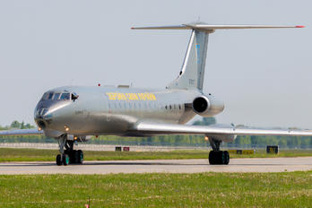 63957 - Ukraine - Air Force Tupolev Tu-134AK