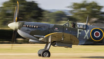 G-CGYJ - Private Supermarine Spitfire Mk.IX aircraft