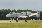 81-0965 - USA - Air Force Fairchild A-10 Thunderbolt II (all models) aircraft