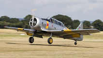 G-BGPB - Private North American Harvard/Texan (AT-6, 16, SNJ series) aircraft