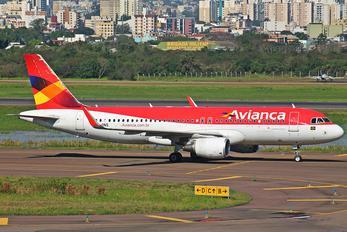 PR-ONS - Avianca Brasil Airbus A320