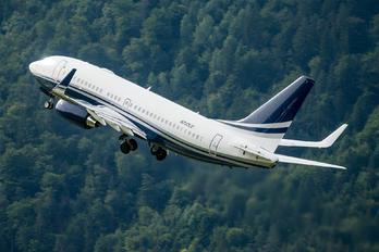 N737LE - Polaris Aviation Boeing 737-700 BBJ
