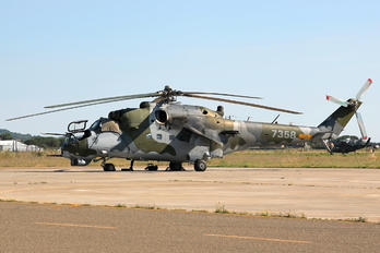 7358 - Czech - Air Force Mil Mi-24V