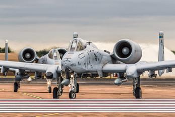 81-0956 - USA - Air Force Fairchild A-10 Thunderbolt II (all models)