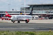 LN-RRL - SAS - Scandinavian Airlines Boeing 737-800 aircraft