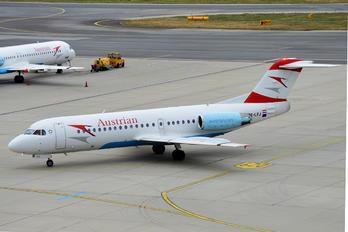 OE-LFJ - Austrian Airlines/Arrows/Tyrolean Fokker 70