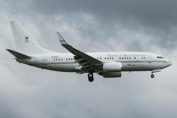 3C-EGE - Equatorial Guinea - Government Boeing 737-700 BBJ