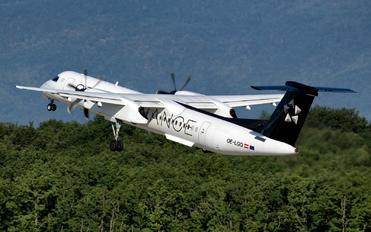 OE-LGQ - Tyrolean Airways de Havilland Canada DHC-8-400Q Dash 8