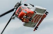 EI-ICA - CHC Ireland Sikorsky S-92 aircraft