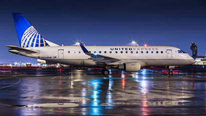 N631RW - United Express Embraer ERJ-170 (170-100)
