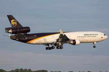 N250UP - UPS - United Parcel Service McDonnell Douglas MD-11F