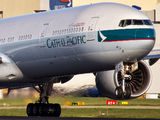 B-KQS - Cathay Pacific Boeing 777-300ER aircraft