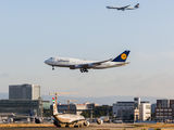D-ABVK - Lufthansa Boeing 747-400 aircraft