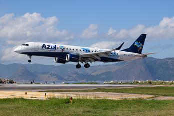 PR-AZL - Azul Linhas Aéreas Embraer ERJ-190 (190-100)