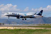 PR-AZL - Azul Linhas Aéreas Embraer ERJ-190 (190-100) aircraft