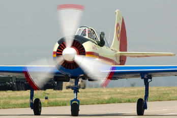 43 - Romania - Air Force Yakovlev Yak-52