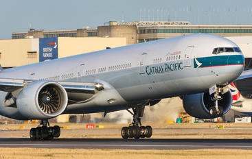 B-KQK - Cathay Pacific Boeing 777-300ER