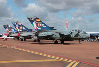 45+71 - Germany - Air Force Panavia Tornado - ECR