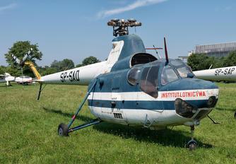 SP-SAD -  Mil Mi-1/PZL SM-1