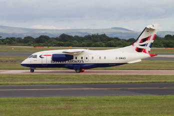 D-BMAD - British Airways Dornier Do.328JET