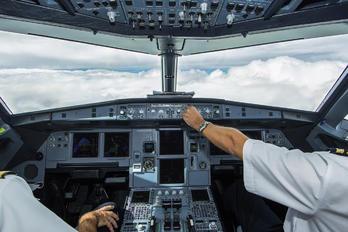 - - Undisclosed Airbus A319