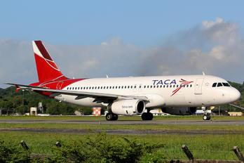 N682TA - TACA Airbus A320