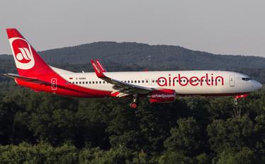 D-ABMQ - Air Berlin Boeing 737-800