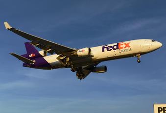 N593FE - FedEx Federal Express McDonnell Douglas MD-11F