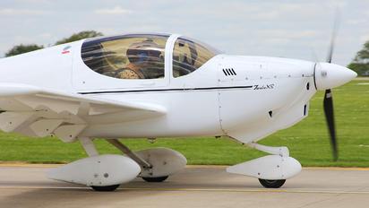 G-OSLD - Private Europa Aircraft XS