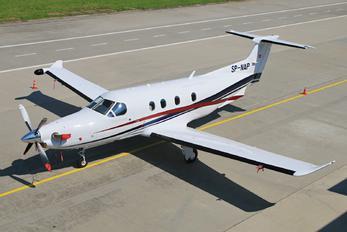 SP-NAP - Private Pilatus PC-12