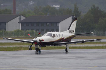 EI-LCM - Private Socata TBM 850