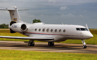 M-JCBB - Private Gulfstream Aerospace G650, G650ER