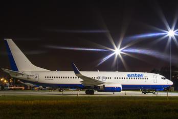 SP-ENQ - Enter Air Boeing 737-800