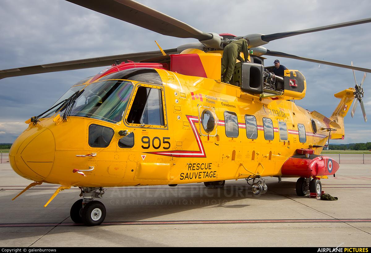 Canada - Air Force 149905 aircraft at Bagotville, QC