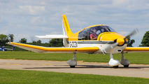 G-CCZX - Private Robin DR.400 series aircraft