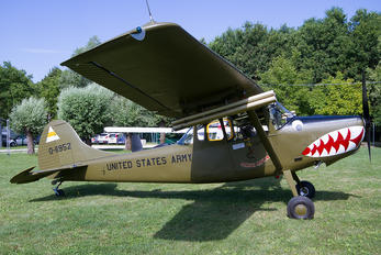 I-BDOG - Private Cessna L-19/O-1 Bird Dog