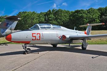 395189 - Romania - Air Force Aero L-29 Delfín
