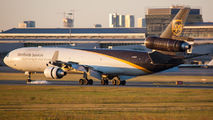 N286UP - UPS - United Parcel Service McDonnell Douglas MD-11F aircraft