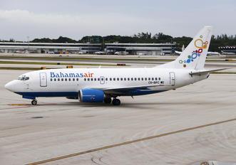 C6-BFC - Bahamasair Boeing 737-500