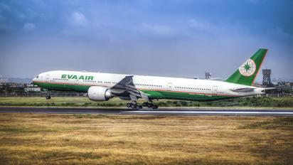B-16721 - Eva Air Boeing 777-300ER