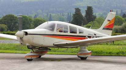 D-EFAY - Private Piper PA-28 Warrior