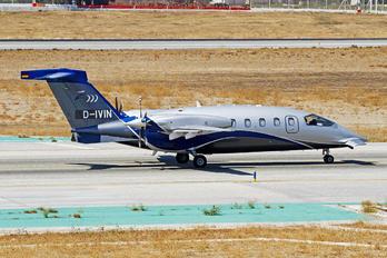 D-IVIN - Private Piaggio P.180 Avanti I & II
