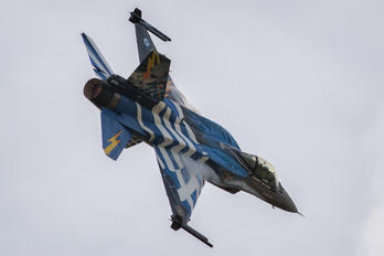 505 - Greece - Hellenic Air Force Lockheed Martin F-16CJ Fighting Falcon