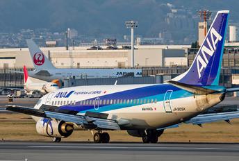 JA305K - Air Do - Hokkaido International Airlines Boeing 737-500