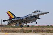 FA-123 - Belgium - Air Force General Dynamics F-16A Fighting Falcon aircraft