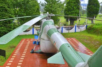 BZ531 - India - Air Force Mil Mi-4